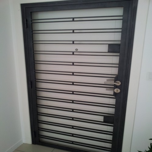 CED Coating for Door Grill
