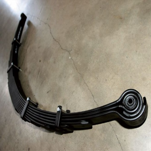 CED Coating for Leaf Spring